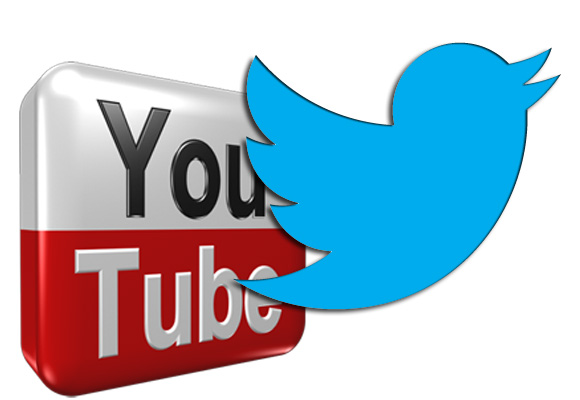 Twitter YouTube Puntoporpunto