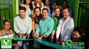 Arranque de Campaña de Oscar Cantón como Candidato a Gobernador de Tabasco