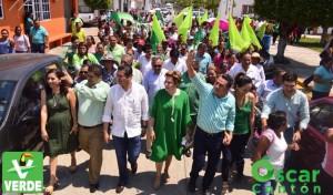 Arranque de Campaña de Oscar Cantón como Candidato a Gobernador de Tabasco III