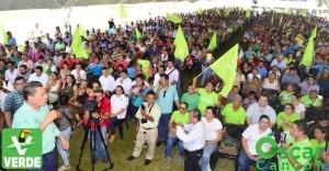 Arranque de Campaña de Oscar Cantón como Candidato a Gobernador de Tabasco IV