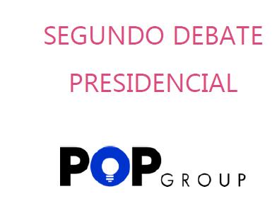 Encuesta – Segundo Debate Presidencial. Noticias en tiempo real