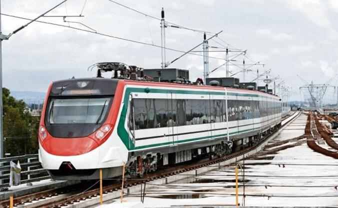 Trabajan tren a Toluca sin permiso ambiental. Noticias en tiempo real