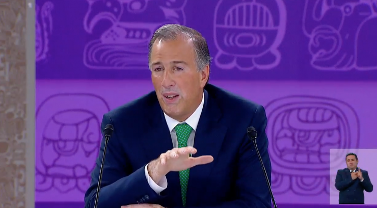 José Antonio Meade insta a evitar que AMLO lleve a México a una nueva y grave crisis. Noticias en tiempo real