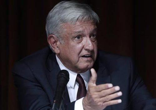 AMLO propone reducir el 70% de las Plazas de Confianza del Gobierno. Noticias en tiempo real