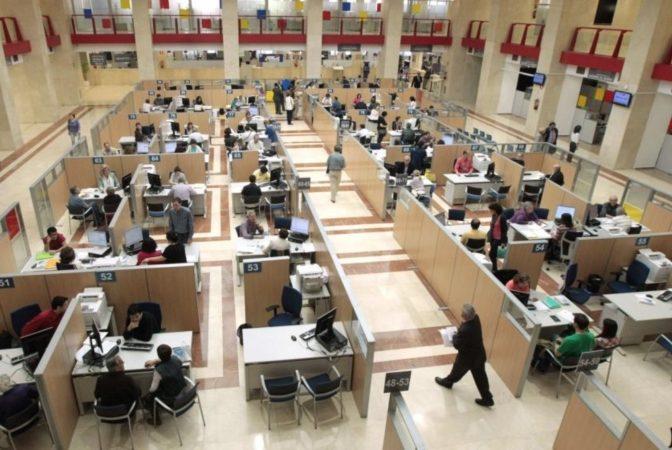 Descentralización federal afecta a 39% de los burócratas. Noticias en tiempo real