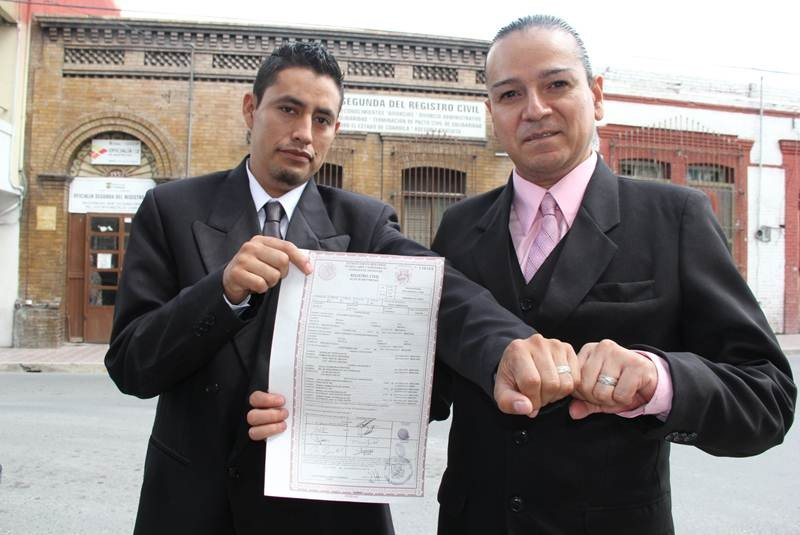 Matrimonio gay coahuila