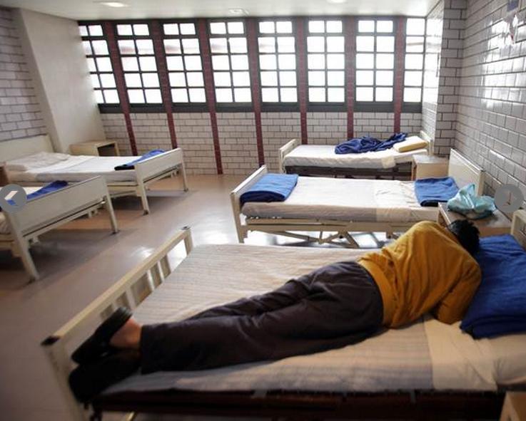 Hospital Psiquiátrico Fray Bernardino Álvarez Imagen: El Universal