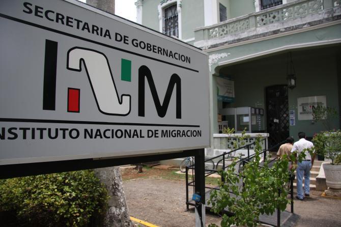 Image result for Instituto Nacional de Migración (INM)