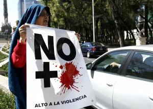 no+sandre_alto a la violencia