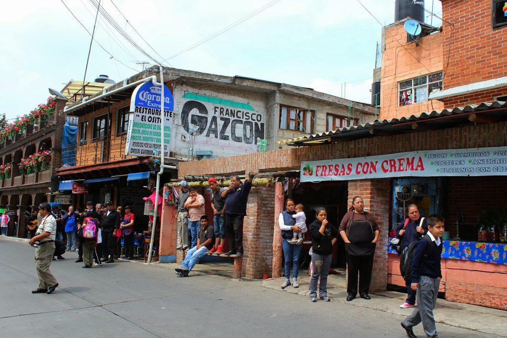 Comerciantes de La Venta temen el colapso de su única fuente de ingresos por tren. Noticias en tiempo real