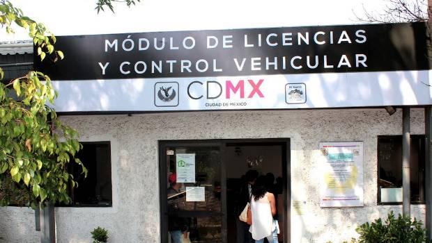 Modulo De Licencia Cdmx Punto Por Punto