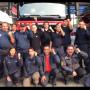 VIDEOS: Más grupos de BOMBEROS CDMX cierran filas con la Jefa de Gobierno